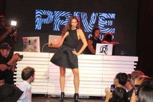 The Prive Group Fashion Show during NYFW Fall 2014