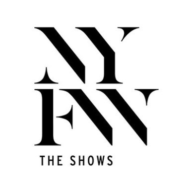 The new logo for NYFW: The Shows by Mother New York for IMG