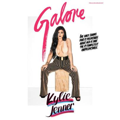 Our September #GenerationBombshell issue starring #KylieJenner shot by #TerryRichardson out now