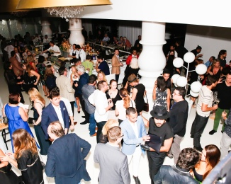Objekt Magazine, Marie Saint Pierre and Ruinart Present a Special Installation by Dawn of Man at MONDRIAN SOUTH BEACH