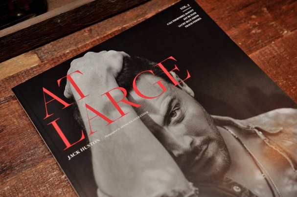 At Large Magazine Celebrates: Cover Star Jack Huston at Elyx House New York City