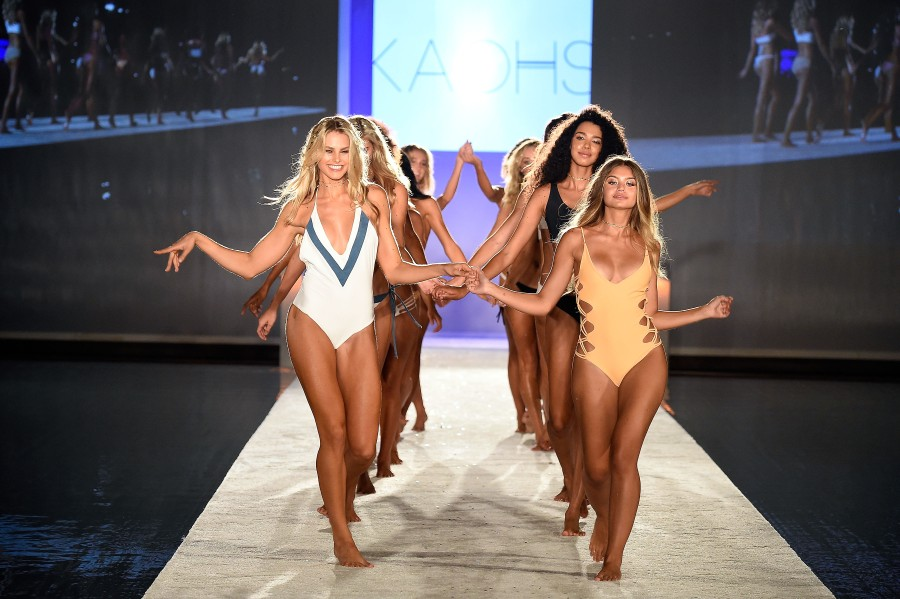 KAOHS 2017 Collection at SwimMiami - Runway