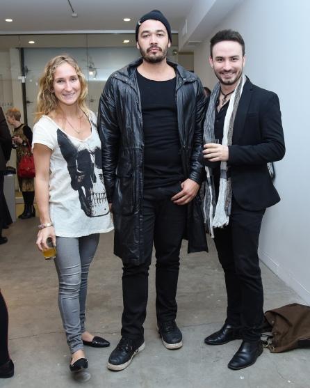 Dana Zawadski, Rodrigo Lizarraga, Daniel Saynt