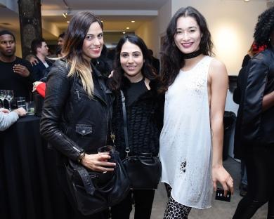 Stephanie Macul, Stephanie Shimon, Leah Michelle Oslos