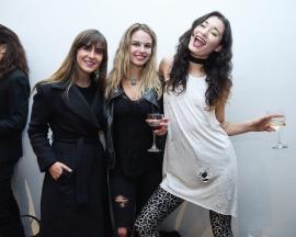 Annabelle Giletti, Haley Schlutter, Leah Michelle Oslos