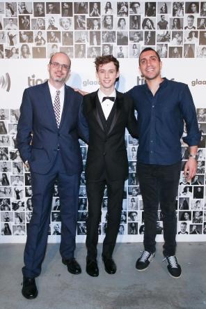 Nick Adams, Troye Sivan, Sean Rad